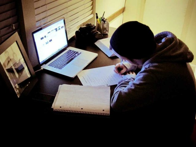 studying-late